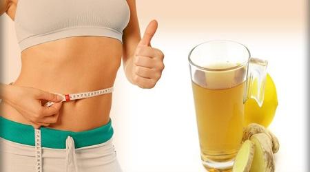 Cách làm tan mỡ bụng bằng gừng và rượu là sự lựa chọn tuyệt vời dành cho bạn