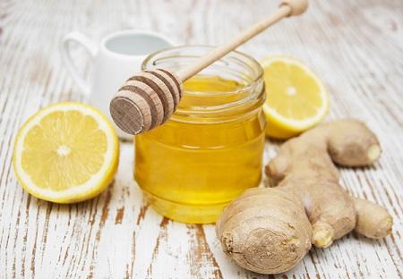 Mật ong gừng giúp bạn tiêu giảm mỡ thừa, giảm cân hiệu quả
