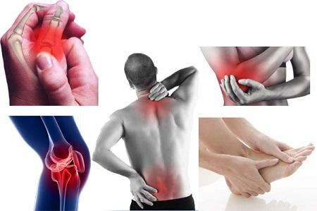 Bệnh đau nhức xương khớp nếu không chữa trị sớm sẽ gây ảnh hưởng đến các chức năng hoạt động của cơ thể