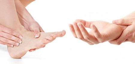 Hiện tượng nhức mỏi khớp tay chân hầu hết tất cả mọi người đều gặp phải