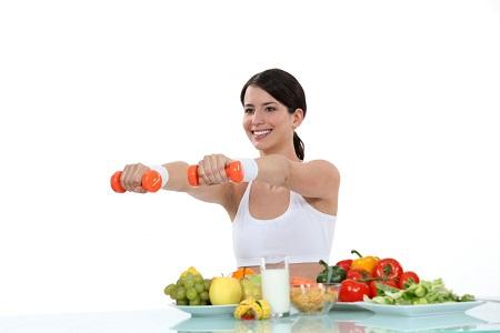 Bên cạnh thực đơn ăn uống, bạn cần phải luyện tập và nghỉ ngơi hợp lý để đạt hiệu quả tốt nhất