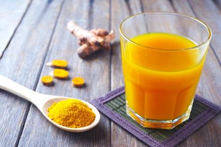 Đừng quên mỗi buổi sáng thức dậy với một ly nghệ mật ong tốt cho sức khỏe, đẹp da, đẹp dáng