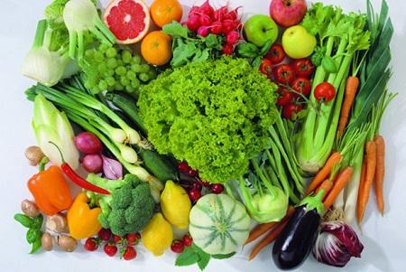 Khẩu phần ăn có nhiều chất xơ sẽ giúp làm giảm lượng cholesterol trong máu.