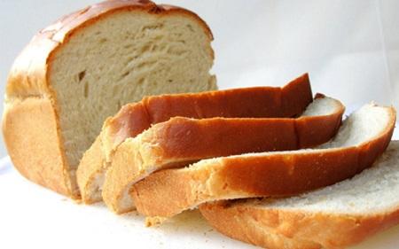 Bánh mì được xem là loại thực phẩm có hàm lượng calo cao
