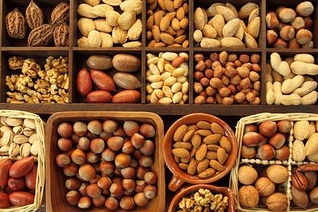 Các loại đậu như: đậu nành, đậu hà lan, đậu lina,… chứa lượng kẽm dồi dào