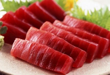 khi ăn cá ngừ cơ thể chúng ta sẽ được bổ sung khá nhiều chất có lợi cho cơ thể