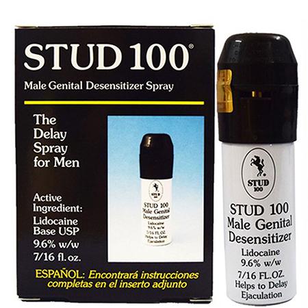Stud 100 xuất tinh sớm chỉ là chuyện nhỏ