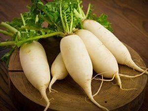 Ăn củ cải trắng nhiều có tốt không?