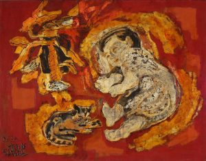 VCCA introduces the work of contemporary artist Le Kinh Tai