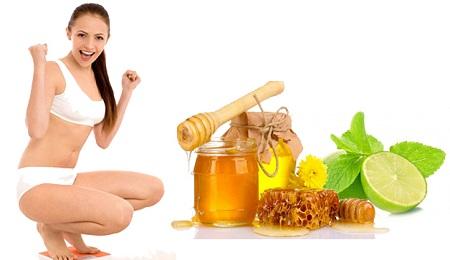 Pha nước mật ong đúng cách đúng liều lượng sẽ giúp bạn giảm cân hiệu quả