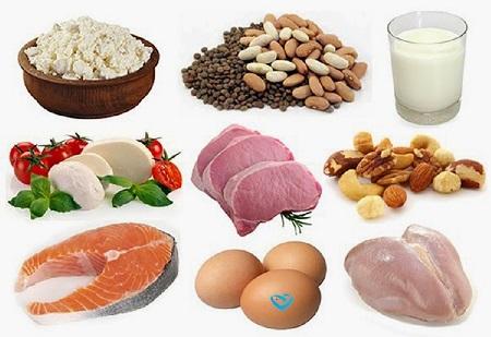 Sau tập gym cần bổ sung những thực phẩm giàu protein