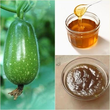 Trà bí đao mật ong giúp thanh nhiệt, giảm mỡ