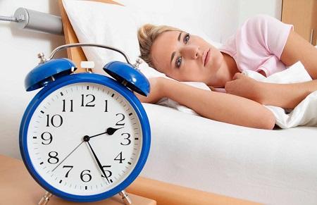 Khó ngủ vào ban đêm là triệu chứng của căn bệnh mất ngủ