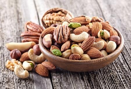 Các loại hạt này có hàm lượng protein cao và có lợi cho cơ thể, sức khỏe của chúng ta