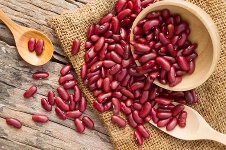 Đậu đỏ cũng là một trong số nguyên liệu dùng làm đẹp da, đẹp dáng khá phổ biến