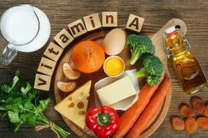 Bạn thắc mắc vitamin a có tác dụng gì cho da?
