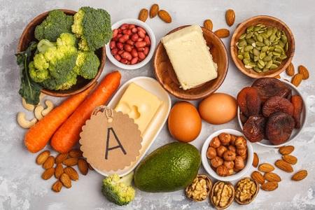 Vitamin a được biết đến như một vị thần cho sức khỏe của chúng ta